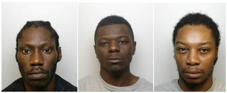 28-year-old Rico Corbin, Tyan Finlayson, also 28, and 25-year-old Jerome Lewis, will be sentenced on 5 July along with a 17-year-old who cannot be named (swns)