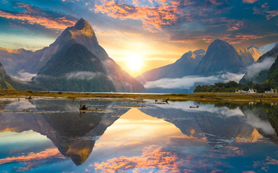 Trips to New Zealand are a very long way off - Getty