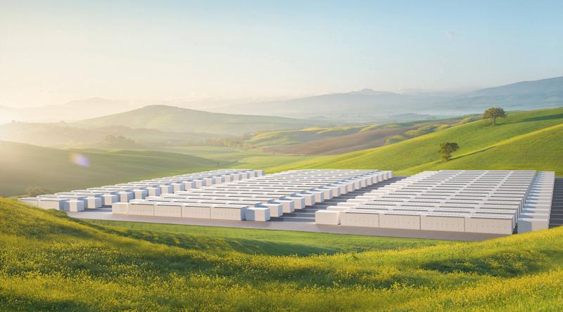 Tesla Megapack battery could power San Francisco for 6 hours