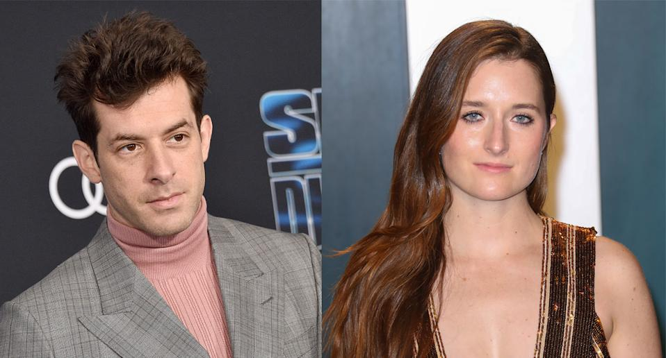 Mark Ronson has confirmed he is engaged after Grace Gummer was spotted wearing a diamond ring. (Gregg DeGuire/FilmMagic. Toni Anne Barson/WireImage)