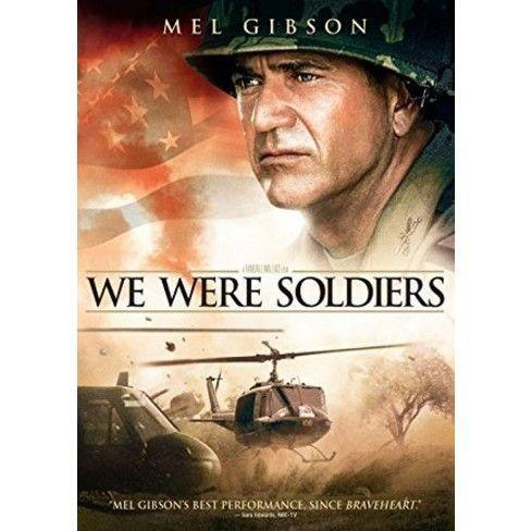 "<p><a class=""link rapid-noclick-resp"" href=""https://www.amazon.com/We-Were-Soldiers-Mel-Gibson/dp/B000J159N8?tag=syn-yahoo-20&ascsubtag=%5Bartid%7C10070.g.36096919%5Bsrc%7Cyahoo-us"" rel=""nofollow noopener"" target=""_blank"" data-ylk=""slk:STREAM NOW"">STREAM NOW</a></p><p>Based on the book <em>We Were Soldiers Once… and Young</em> by Hal Moore and Joseph L. Galloway, this war flick dramatizes 1965's Battle of Ia Drang, which was the first major battle between the U.S. Army and the People's Army of Vietnam. Mel Gibson plays Moore in the film, and he definitely doesn't disappoint. </p>"
