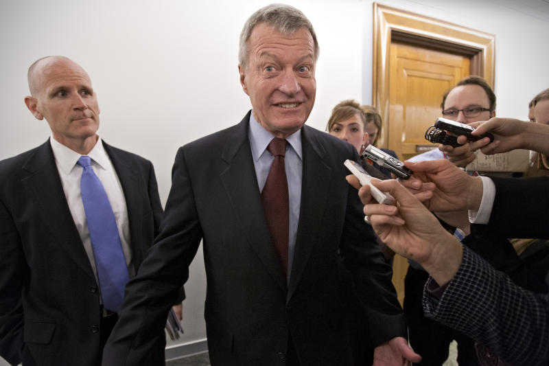 Montana Democrat Baucus rules out 7th Senate term