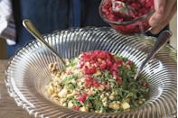 """All this time, your tabbouleh has been missing bright, acidic, crisp apples. Remedy that immediately. <a href=""""https://www.epicurious.com/recipes/food/views/kale-apple-walnut-and-sumac-onion-tabbouleh-56390142?mbid=synd_yahoo_rss"""" rel=""""nofollow noopener"""" target=""""_blank"""" data-ylk=""""slk:See recipe."""" class=""""link rapid-noclick-resp"""">See recipe.</a>"""