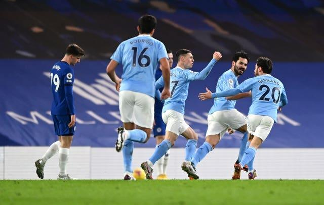 City's win at Stamford Bridge in January highlighted their growing momentum