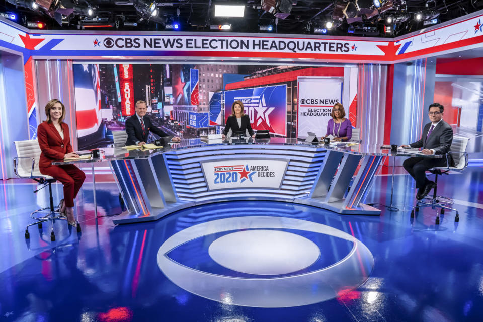 "<p>Like a lot of Americans, Gayle King can't sleep.</p> <p>""I'm so…I feel so nervous, on edge. We just did a story on the news this morning that said election day will be one of the most stressful days for Americans ever,"" says King, 65, of her feelings leading up to Election Day.</p> <p>""I'll be on the air for as long as it takes,"" she adds, explaining, ""Why would I invest all that time… and then say I'm going to take a nap now?""</p> <p>King's colleague O'Donnell is balancing election coverage with parent teacher conferences, she tells PEOPLE.</p> <p>""The other night I was up compiling my notes. I thought if I had studied this much in college I would have been a straight-A student,"" she says of her preparation. ""It's the most exciting, most consequential Presidential election of my lifetime … This is the Super Bowl."" </p> <p>This marks<em> 60 Minutes </em>reporter Dickerson's eighth election. Dickerson, 52, relies on coffee rather than food on election night. ""The funny thing is, eating is weird. There's so much adrenaline, I don't really eat,"" he says. ""It gets so intense it's like food is an irritant, because food doesn't tell you how voters in Miami-Dade are turning out.""</p>"