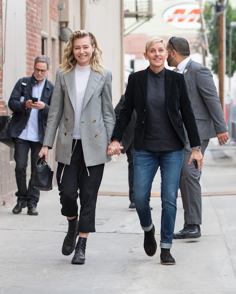 Ellen DeGeneres says she nearly quit her talk show