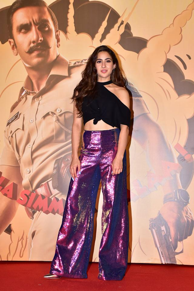 <p>On Koffee With Karan, Sara revealed that she suffurs from PCOD, which resulted in her gaining weight when she was in college. She weighed 96kgs. </p>