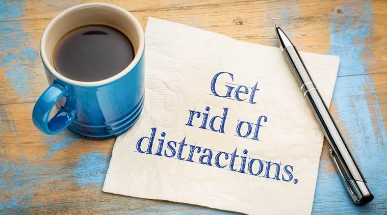 how to not get distracted when working from home, working from home, tips on staying productive when working from home, indian express, indian express news