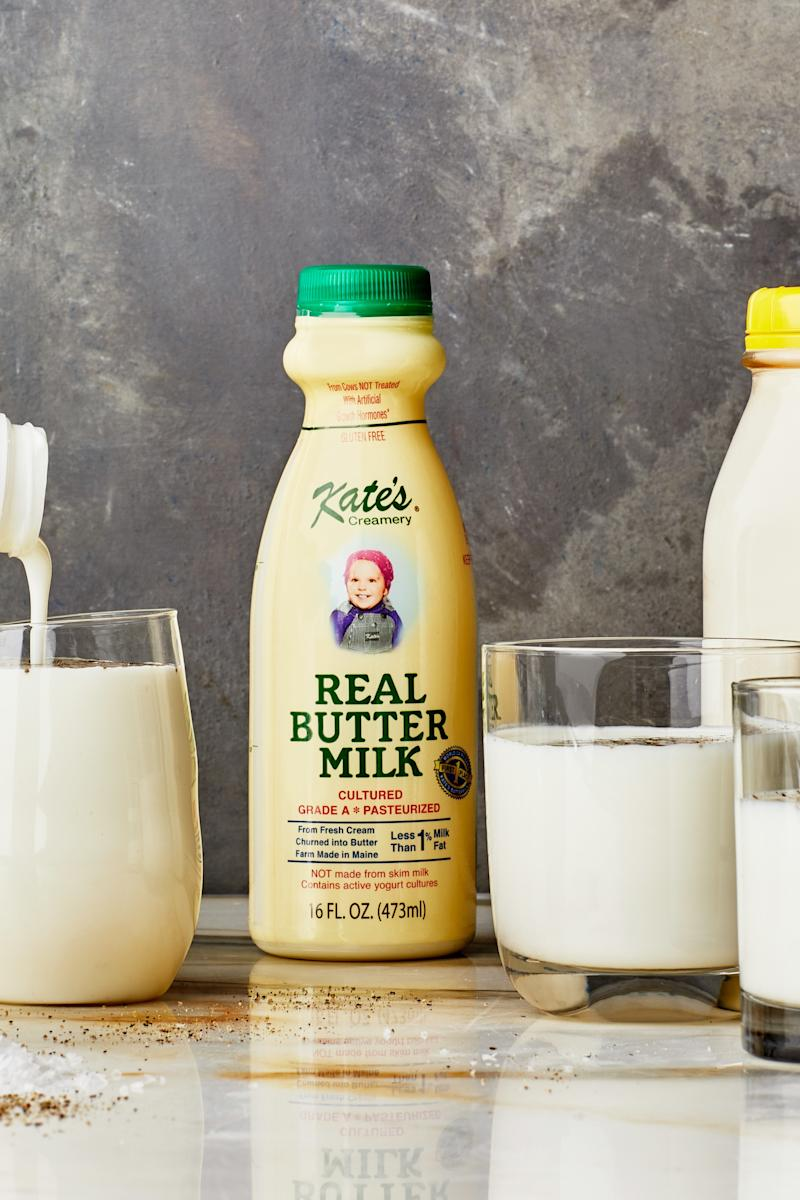 This Is the Best Way to Use Up Buttermilk