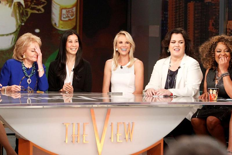 The View co-hosts in 2014 | Lou Rocco/ABC via Getty Images