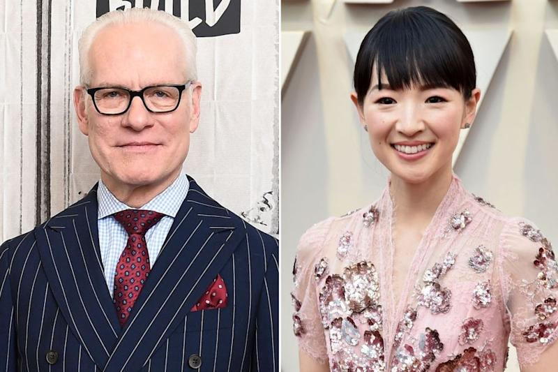 Tim Gunn and Marie Kondo | Ilya S. Savenok/Getty Images; Jeff Kravitz/FilmMagic