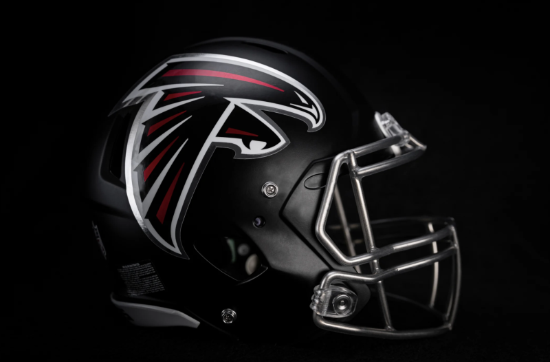 One feature of the Atlanta Falcons' new uniforms really bugs fans