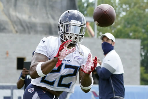 Titans' Henry faces toughest foe and friend Monday in Denver