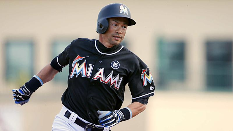 Ichiro Suzuki wants to play until at least age 50