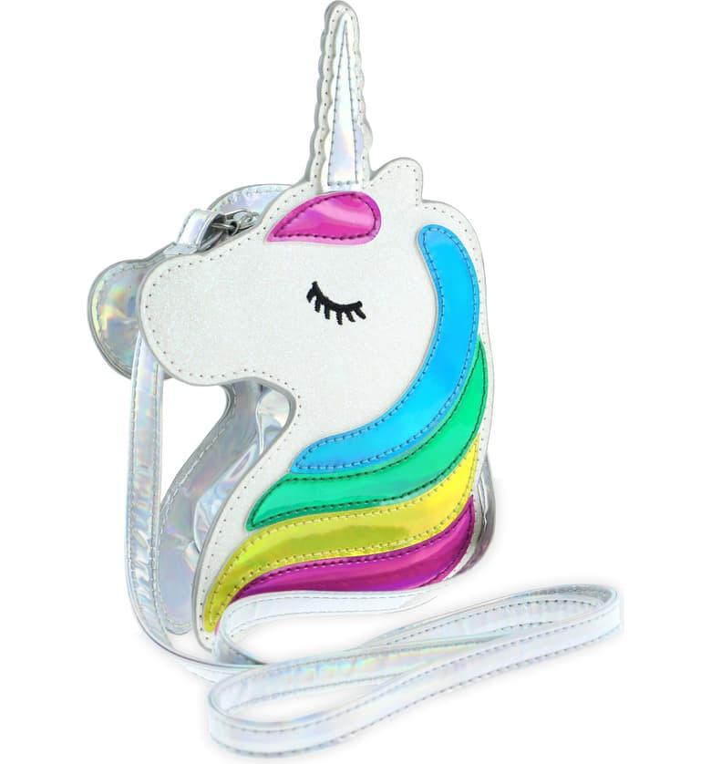 Rainbow Unicorn Crossbody Bag