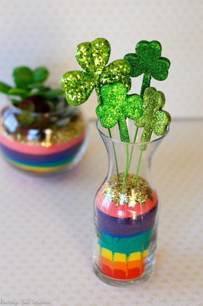 """<p>You'll want to keep these bright, sparkling terrariums in your room all year long. The best part? There's no watering required!</p><p><strong>Get the tutorial at <a href=""""https://averageinspired.com/2017/02/rainbow-sand-art-terrariums.html"""" rel=""""nofollow noopener"""" target=""""_blank"""" data-ylk=""""slk:Average Inspired"""" class=""""link rapid-noclick-resp"""">Average Inspired</a>.</strong></p><p><a class=""""link rapid-noclick-resp"""" href=""""https://www.amazon.com/Just-Artifacts-Terrarium-Assorted-Bottles/dp/B07F9CKVB1/ref=sr_1_1_sspa?tag=syn-yahoo-20&ascsubtag=%5Bartid%7C10050.g.4036%5Bsrc%7Cyahoo-us"""" rel=""""nofollow noopener"""" target=""""_blank"""" data-ylk=""""slk:SHOP COLORFUL SAND"""">SHOP COLORFUL SAND</a><strong><br></strong></p>"""