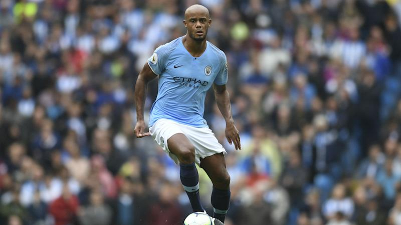 'We're in this as partners' - Kompany 'relaxed' amid contract uncertainty