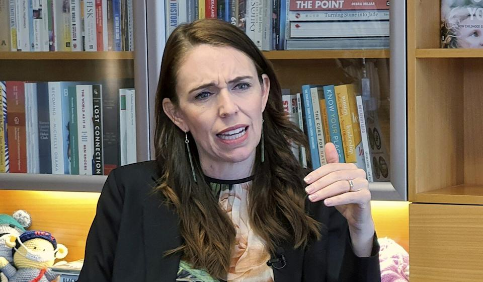 New Zealand's Prime Minister Jacinda Ardern was recognised by Nature magazine for her efforts to contain Covid-19. Photo: AP