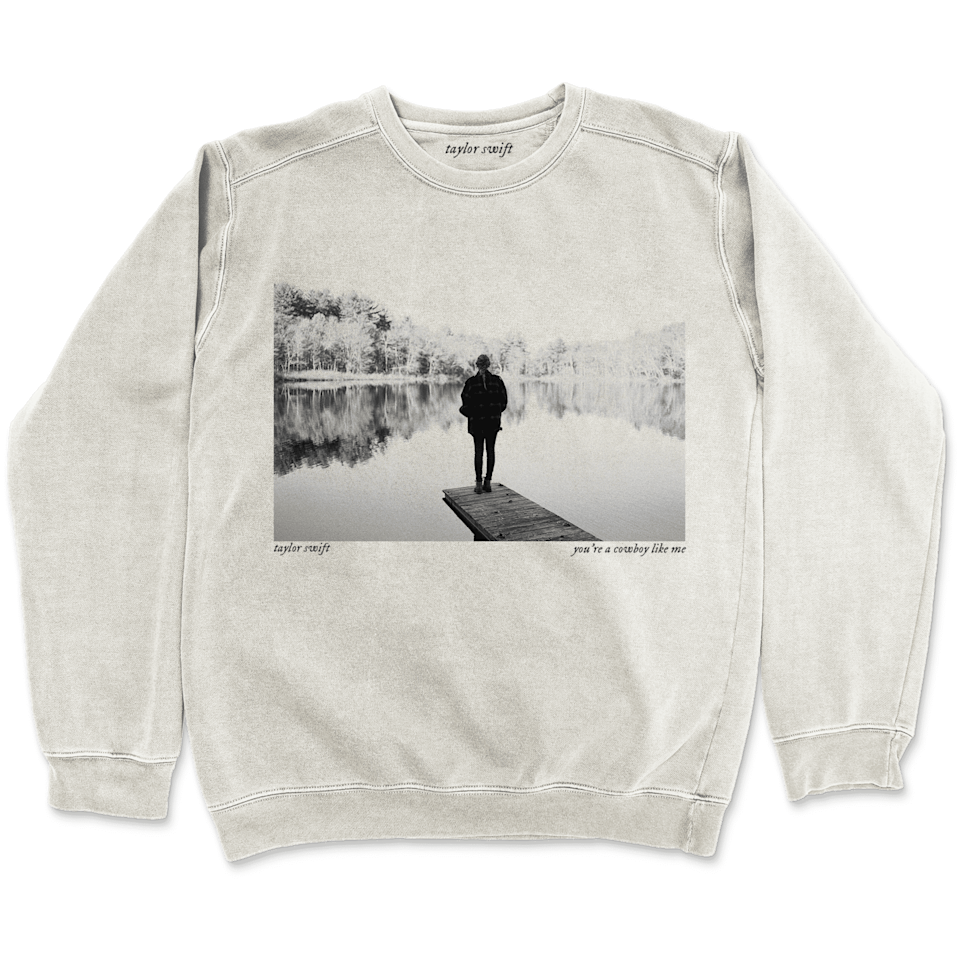 "<p>They'll cherish <span>The ""Cowboy Like Me"" Pullover</span> ($49) for as long as they have it. </p>"