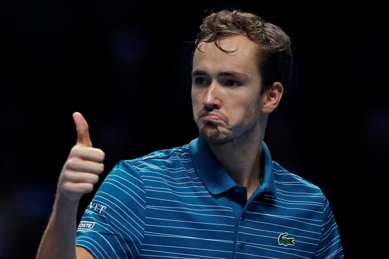 Medvedev lost all of his matches in London