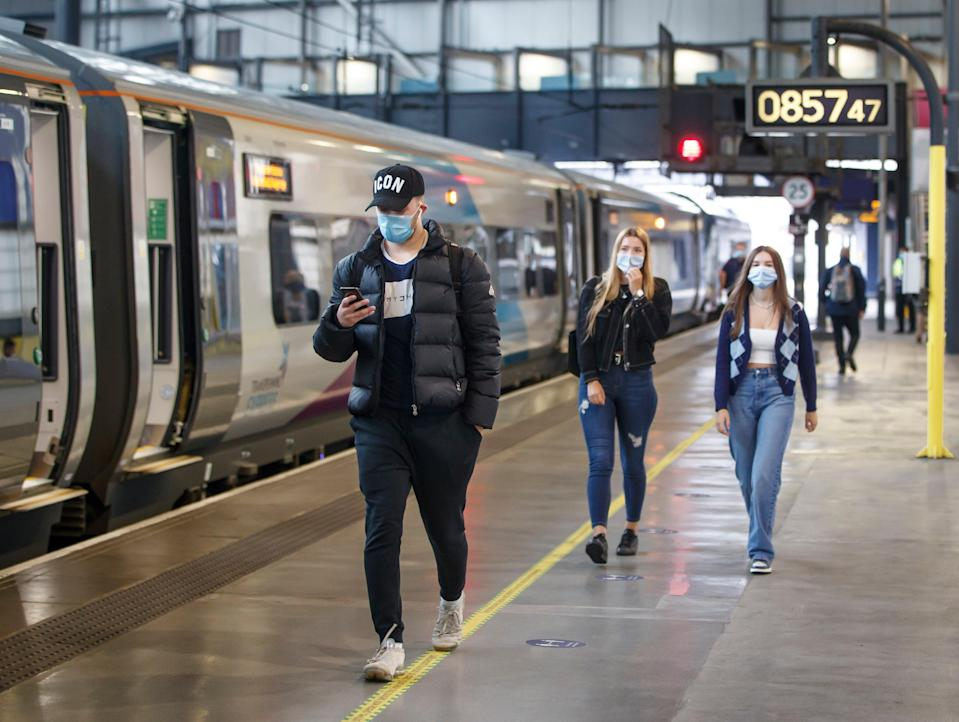 <p>The RMT union claims spending cuts are putting thousands of jobs at risk</p> (PA Archive)