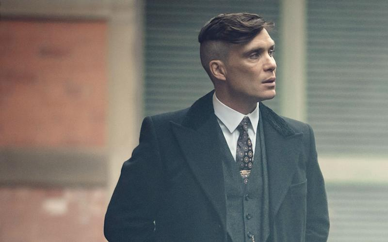Tommy Shelby (Cillian Murphy) contemplates his next move - 5