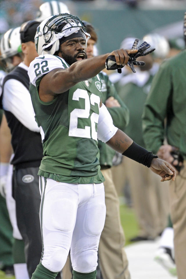 Jets' Reed ignores critics who suggest he's done