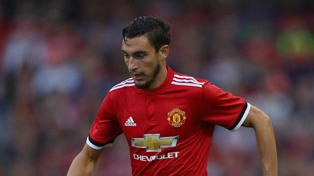 The Italian right-back has struggled for game time at Old Trafford and is now wanted by the Italian giants