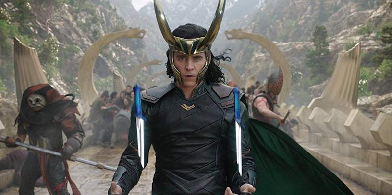 Hiddleston as Loki (Credit: Disney)