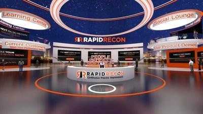At all-virtual NADA '21, February 9 to 11, NADA-registered attendees can access Rapid Recon's 360-degree virtual 3D annex exhibit during show hours, after hours and beyond, through rapidrecon.com. Access to this virtual Rapid Recon booth begins February 9 here: https://my.rapidrecon.com/an3d