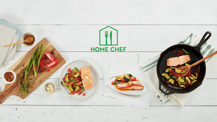 Home Chef is offering a special discount for Father's Day.
