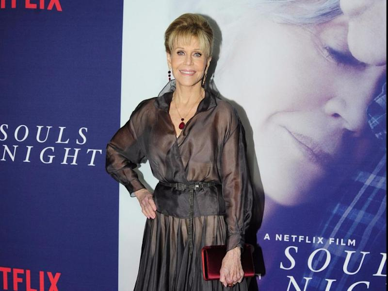 Jane Fonda has told Be that she supports marriage equality, ahead of the plebicite results on the 15th November. Source: Getty