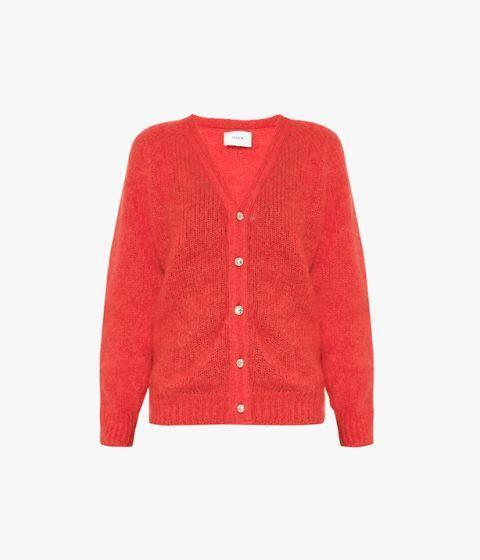 """<p><a class=""""link rapid-noclick-resp"""" href=""""https://erdem.com/en-gb/marcilly-cardigan-mohair-knit-red-ps21_8265rmhk.html"""" rel=""""nofollow noopener"""" target=""""_blank"""" data-ylk=""""slk:SHOP NOW"""">SHOP NOW</a></p><p>Erdem proves that staying at home doesn't have to mean our outfits should suffer.</p><p>Cardigan, £595, Erdem.</p>"""