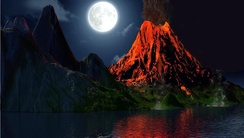 Super Blood Wolf Moon Will Cause Earthquakes and Volcanoes? Know How The Celestial Phenomenon Could Cause Natural Disasters on Earth!