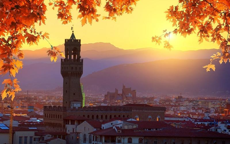 weekend italia autunno mete