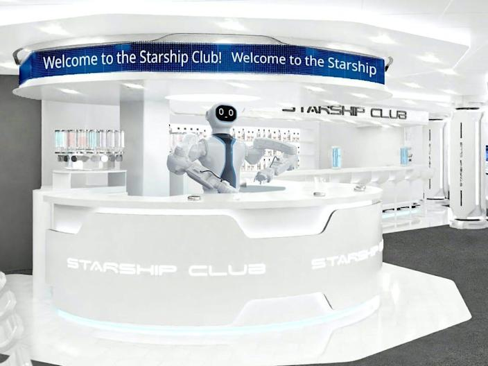 MSC Starship Club