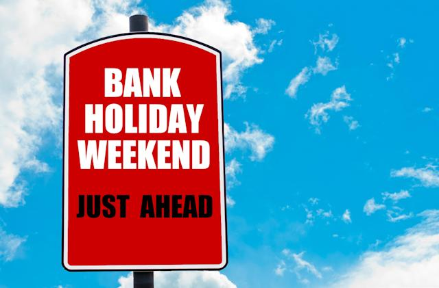 Bank holidays in 2020 are a little different (Getty)
