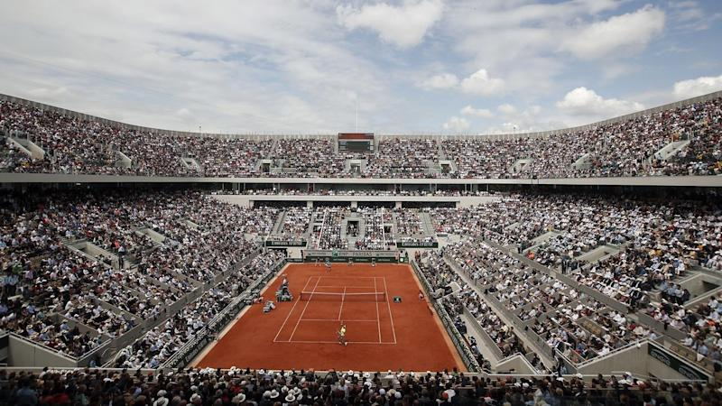 FRANCE TENNIS FRENCH OPEN 2020