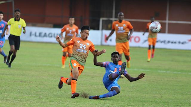 Indian Arrows NEROCA FC I-League 2019-20