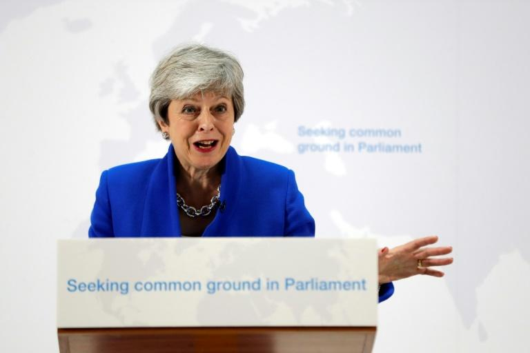 May has previously said she would step aside once a Brexit deal had been passed by parliament