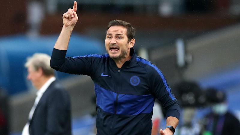 Frank Lampard looking to manage expectations at Chelsea after splashing the cash