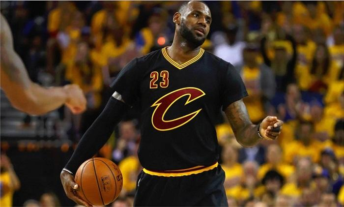 LeBron James used a Steve Jobs speech to motivate the Cavs before game