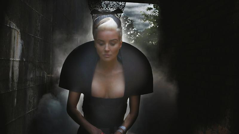Photographed by Nick Knight for W Magazine, October 2015.