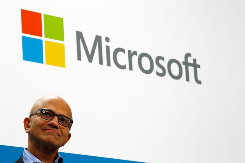 Microsoft cloud revenue regains momentum, sending profit above Street estimates