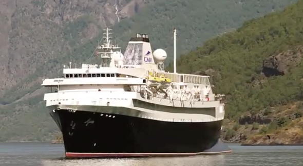 Cruise passengers bound for UK in 19-hour delay after ship impounded