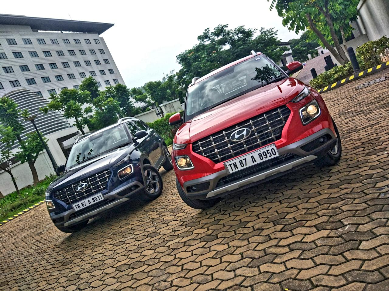 <strong>Hyundai</strong>- Maintaining its position in the Indian market has been tough but Hyundai has managed it and year on year it has actually managed a growth at 2 percent (43.7k to 44.6k units per month). This is thanks to its aggressive product launch strategy with no less than 3 launches so far and more coming soon.