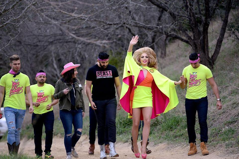 """Here's what went down when I went camping with Netflix's """"Dancing Queen"""" star Alyssa Edwards. Read through a recap of my unforgettable experience."""