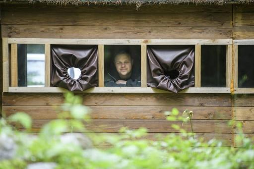 Miha Mlakar runs bear observation tours in Slovenia, in step with wider efforts to promote the coexistence of humans and bears