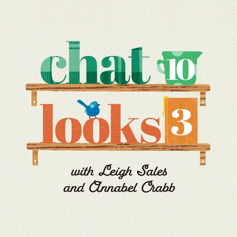 Chat 10 Looks 3 is a zesty, slightly fruity and always fabulous weekly listen. Photo: Chat 10