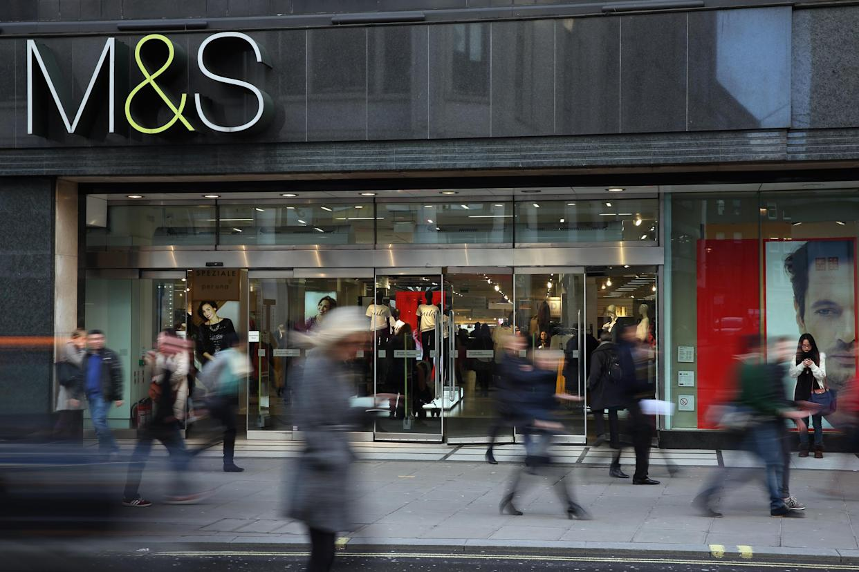 Fashion brands including Marks and Spencer have signed an agreement to help bring an end to modern slavery in the textiles industry [Photo: Getty]